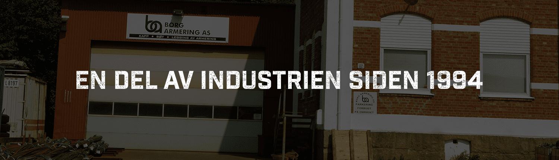 En del av industrien siden 1994