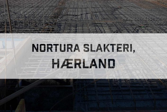 Prosjekt Nortura Slakteri, Hærland