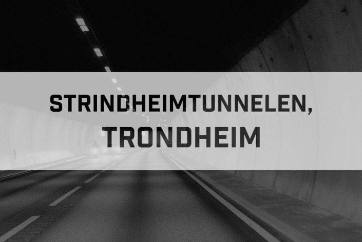Prosjekt Strindheimtunnelen, Trondheim